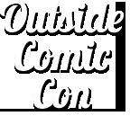 Outside Comic-Con