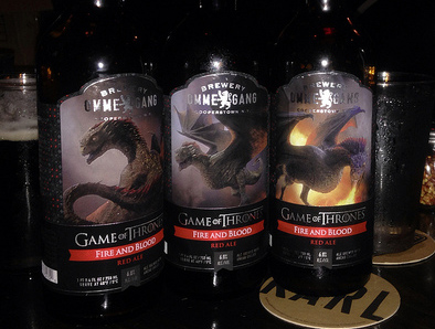 Ommegang Releases New Game Of Thrones Ale Outside