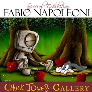 Fabio Napoleoni Chuck Jones Gallery